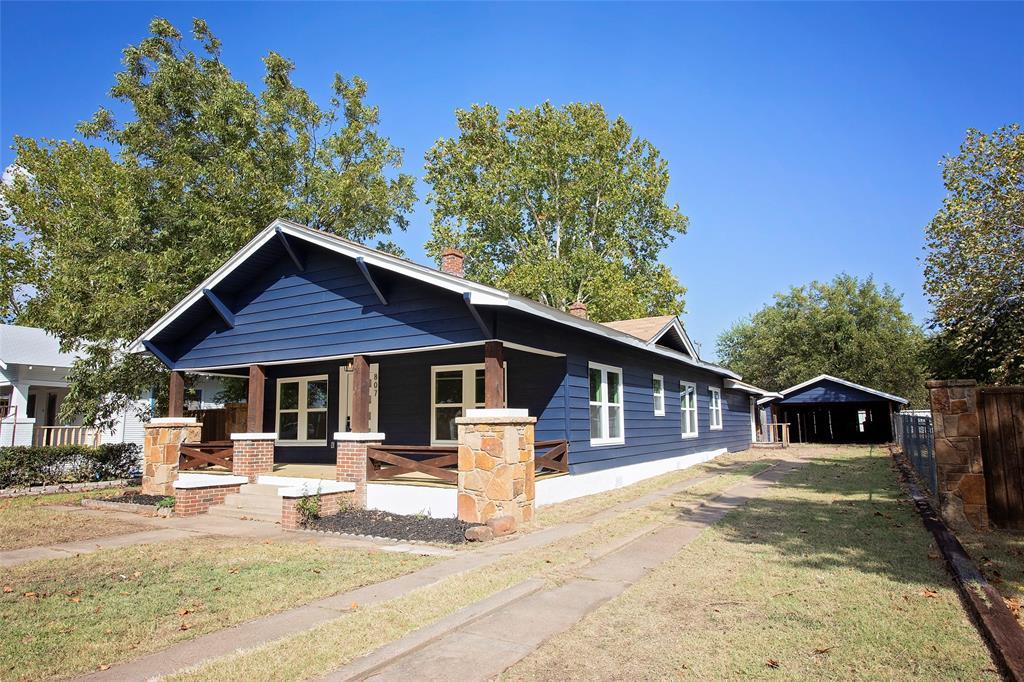 807 Virginia  Street, Graham, Texas 76450 - Acquisto Real Estate best frisco realtor Amy Gasperini 1031 exchange expert
