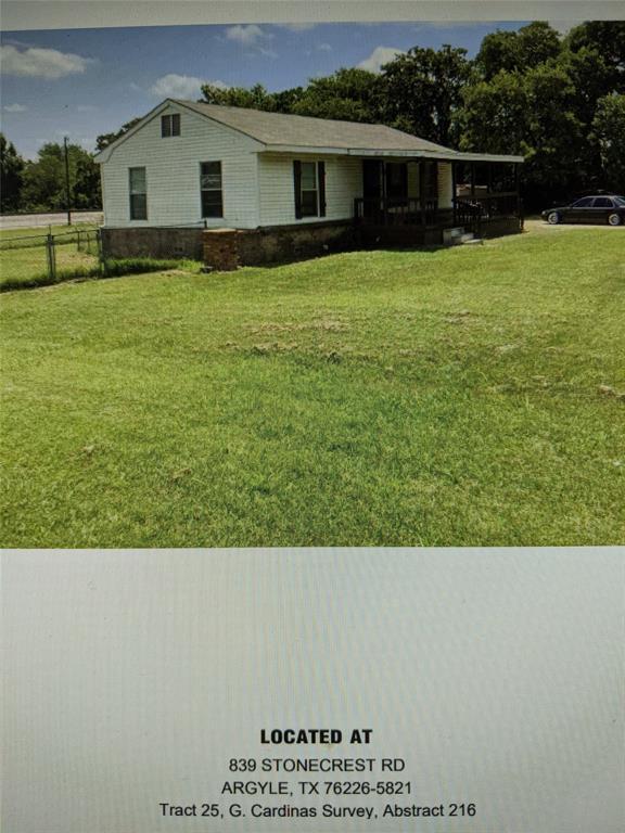 831 Stonecrest  Argyle, Texas 76226 - Acquisto Real Estate best frisco realtor Amy Gasperini 1031 exchange expert