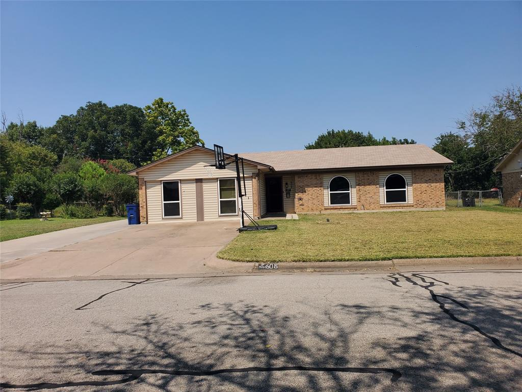 608 Judith  Street, Burleson, Texas 76028 - Acquisto Real Estate best frisco realtor Amy Gasperini 1031 exchange expert