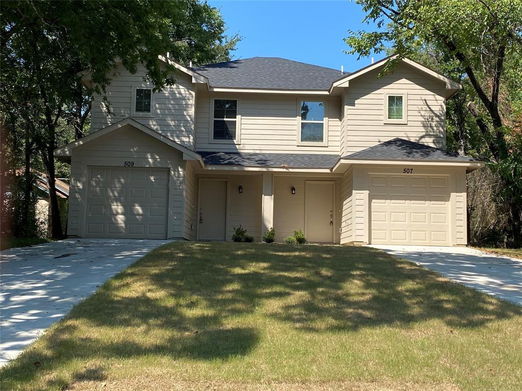 507 Walker  Street, Denison, Texas 75020 - Acquisto Real Estate best frisco realtor Amy Gasperini 1031 exchange expert