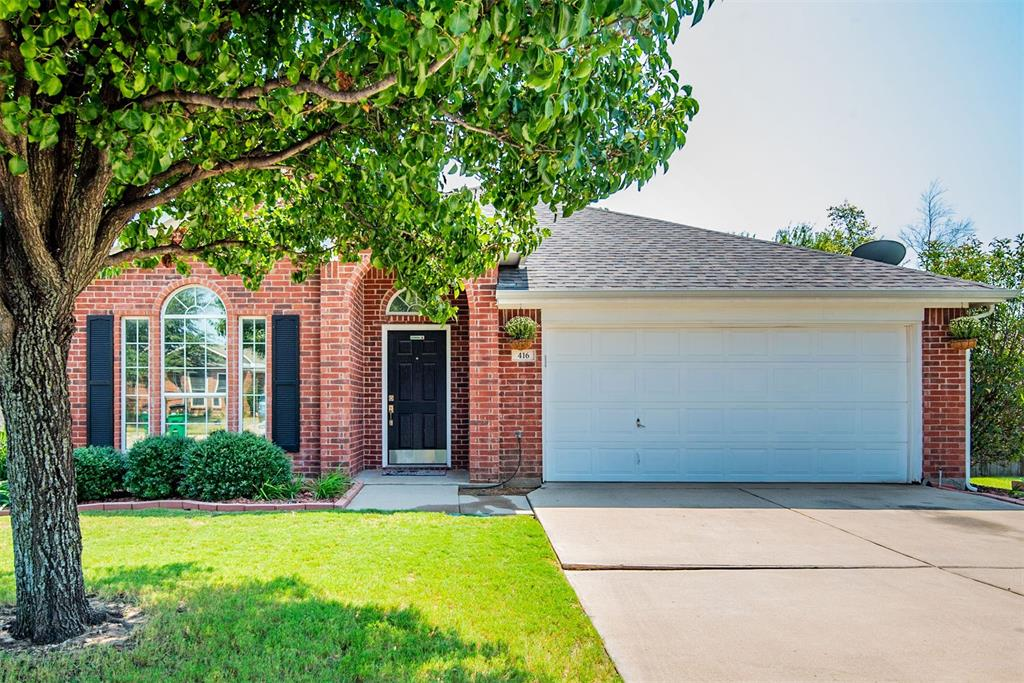 416 Stirling  Road, Rhome, Texas 76078 - Acquisto Real Estate best frisco realtor Amy Gasperini 1031 exchange expert