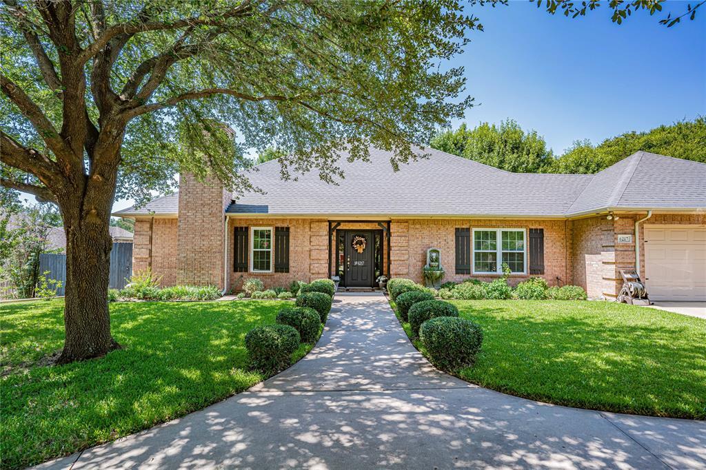 6217 Circo  Drive, Granbury, Texas 76049 - Acquisto Real Estate best frisco realtor Amy Gasperini 1031 exchange expert