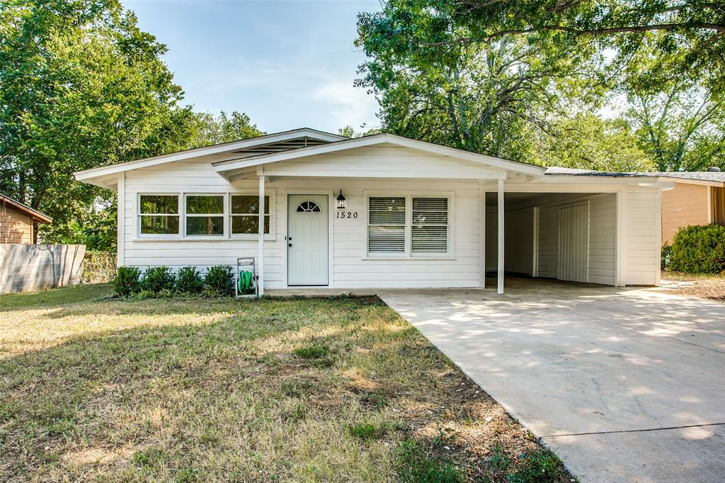 1520 Norman  Street, Fort Worth, Texas 76106 - Acquisto Real Estate best frisco realtor Amy Gasperini 1031 exchange expert