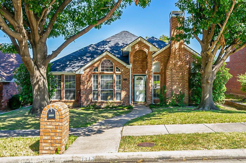 1117 Wild Cherry  Drive, Carrollton, Texas 75010 - Acquisto Real Estate best frisco realtor Amy Gasperini 1031 exchange expert