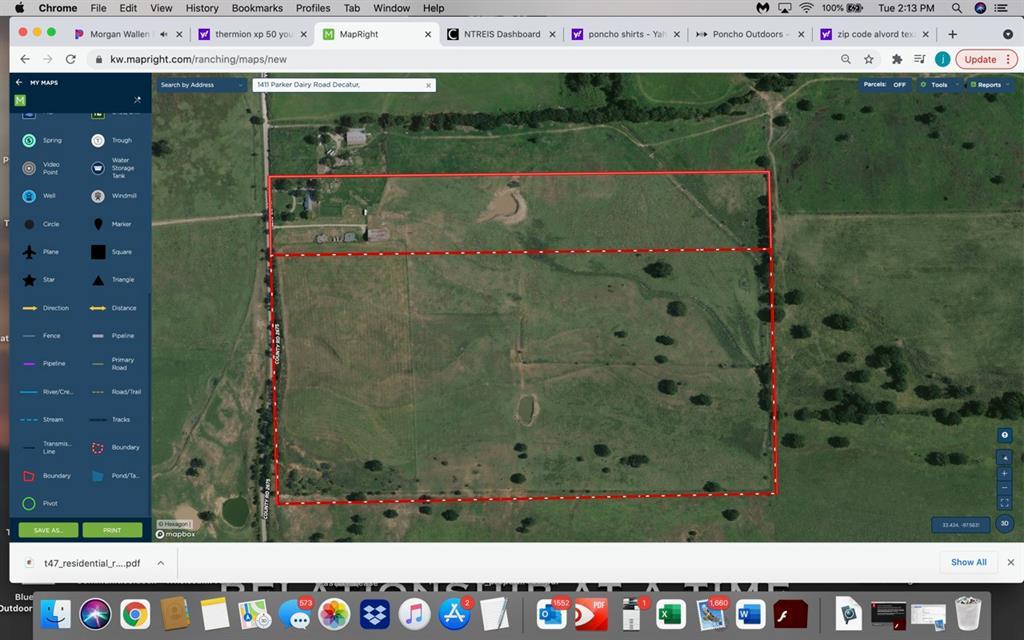 TBD Parker Dairy  Road, Alvord, Texas 76225 - Acquisto Real Estate best frisco realtor Amy Gasperini 1031 exchange expert