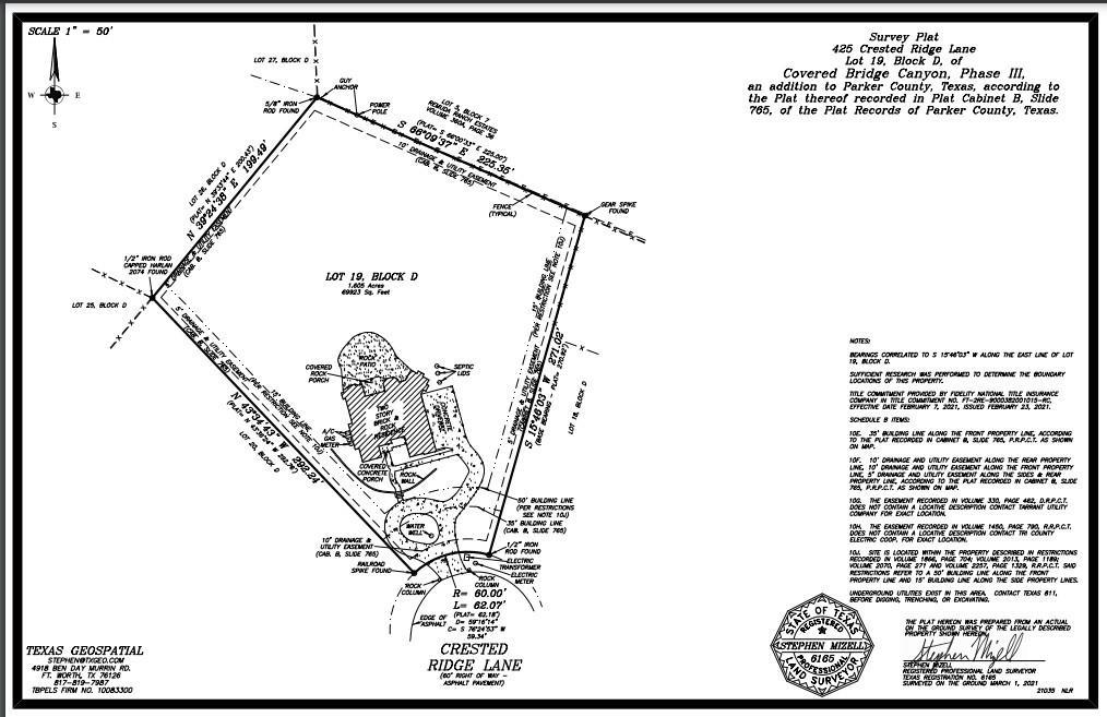 425 Crested Ridge  Lane, Fort Worth, Texas 76108 - Acquisto Real Estate best frisco realtor Amy Gasperini 1031 exchange expert