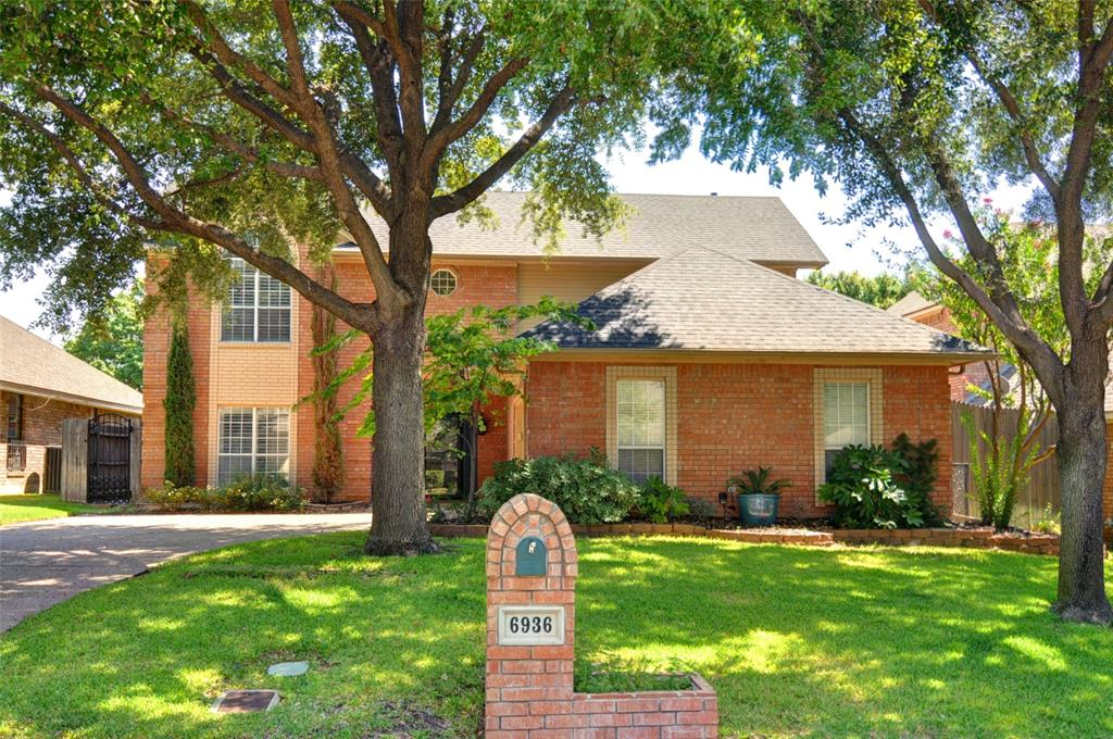 6936 Allen Place  Drive, Fort Worth, Texas 76116 - Acquisto Real Estate best frisco realtor Amy Gasperini 1031 exchange expert