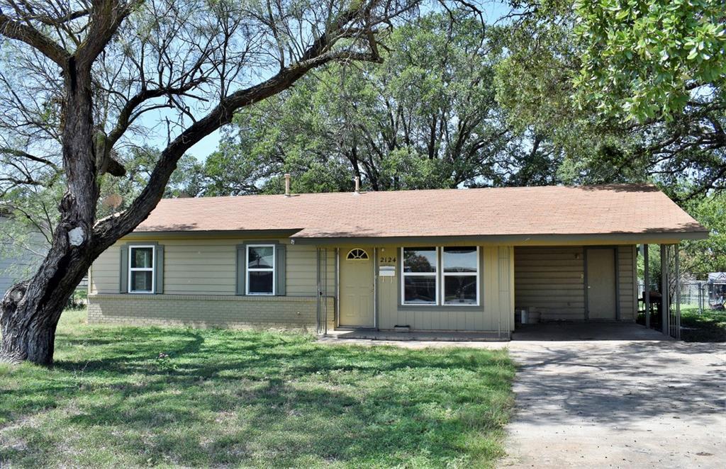 2124 Pine  Street, Brady, Texas 76825 - Acquisto Real Estate best frisco realtor Amy Gasperini 1031 exchange expert