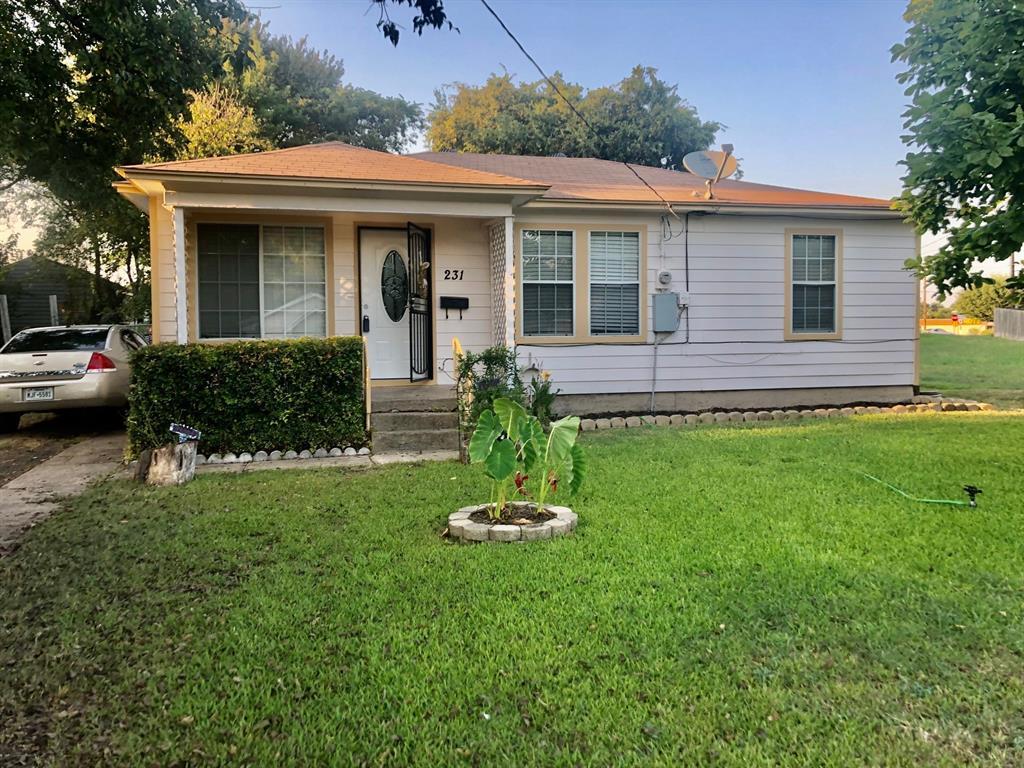 231 Rea  Avenue, Lancaster, Texas 75146 - Acquisto Real Estate best frisco realtor Amy Gasperini 1031 exchange expert