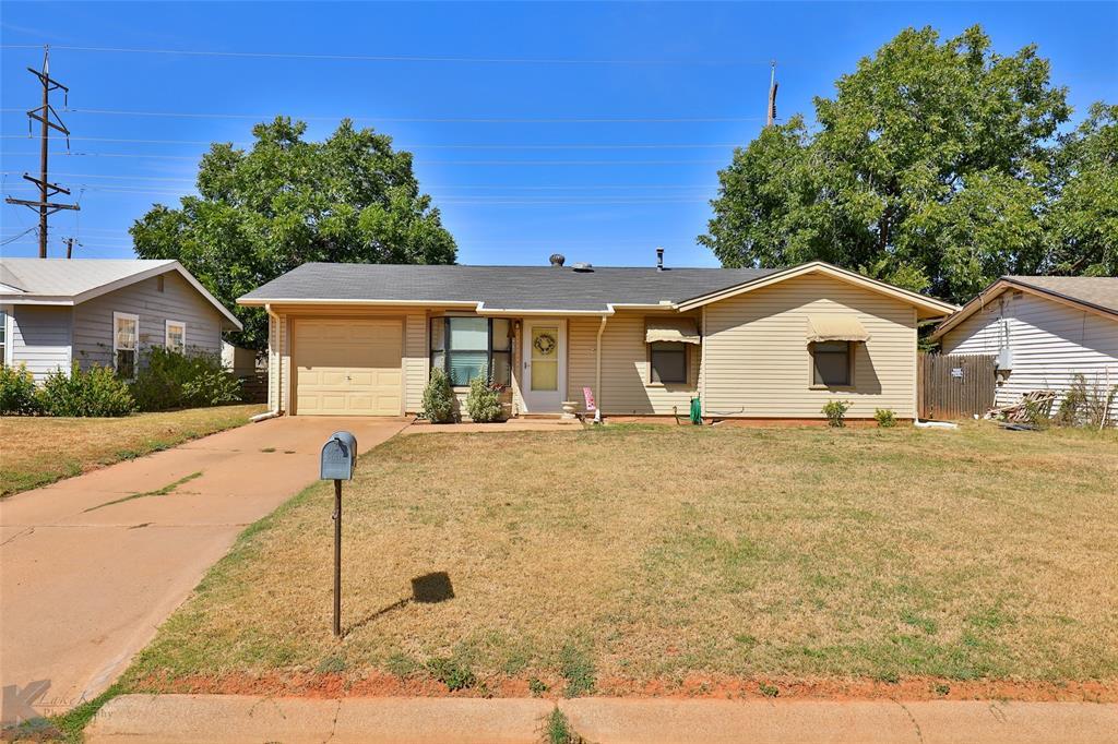 4626 Clover  Lane, Abilene, Texas 79606 - Acquisto Real Estate best frisco realtor Amy Gasperini 1031 exchange expert