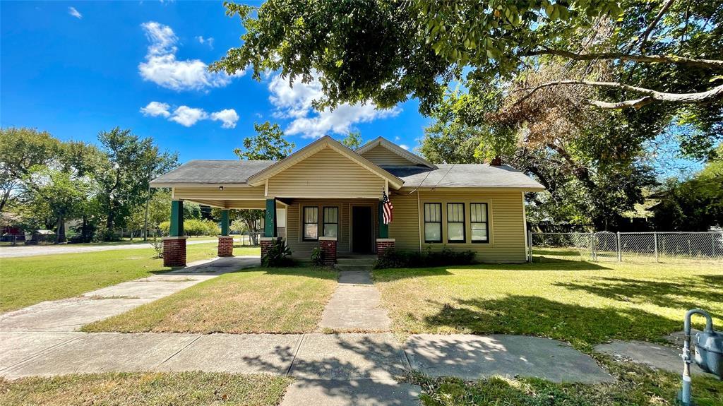 508 Brin  Street, Terrell, Texas 75160 - Acquisto Real Estate best frisco realtor Amy Gasperini 1031 exchange expert
