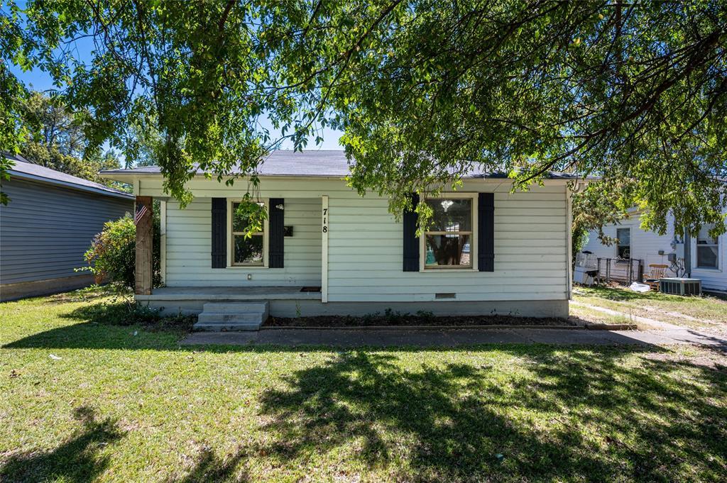 718 Summit  Street, Sherman, Texas 75090 - Acquisto Real Estate best frisco realtor Amy Gasperini 1031 exchange expert