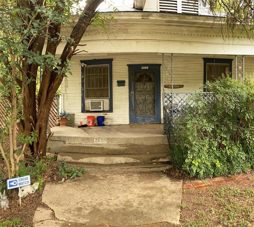 2609 College  Avenue, Fort Worth, Texas 76110 - Acquisto Real Estate best frisco realtor Amy Gasperini 1031 exchange expert