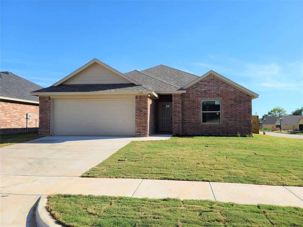 112 Clover  Circle, Weatherford, Texas 76086 - Acquisto Real Estate best frisco realtor Amy Gasperini 1031 exchange expert