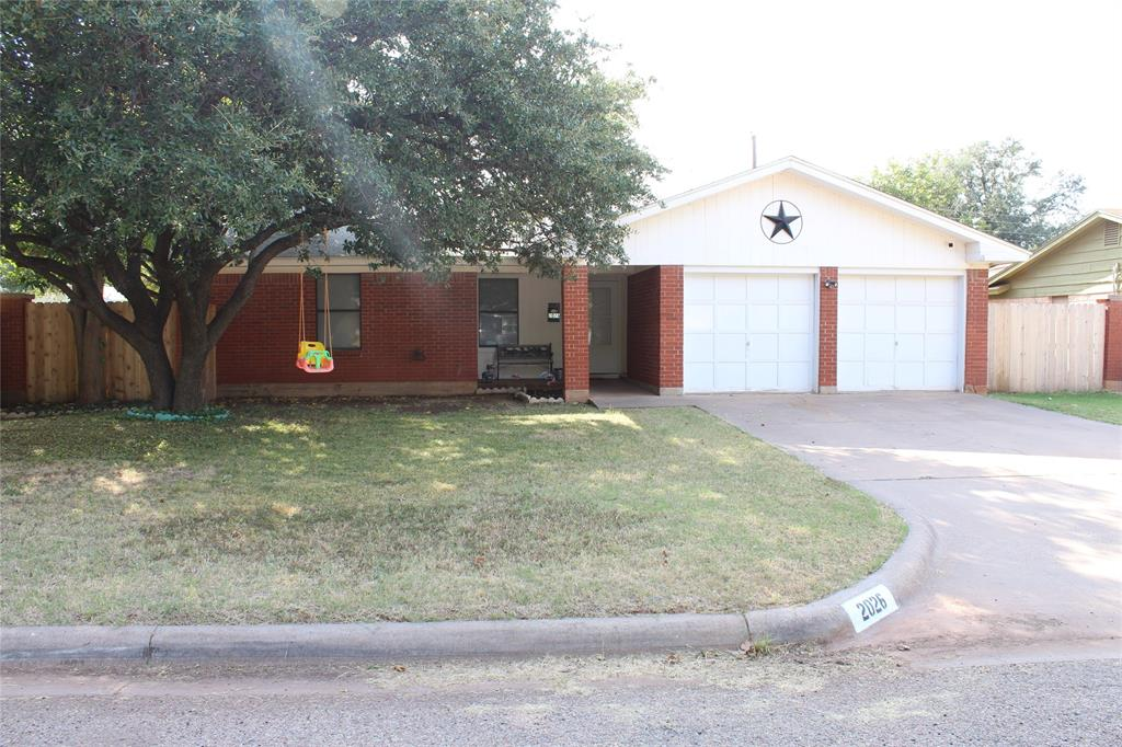 2026 Rosewood  Drive, Abilene, Texas 79603 - Acquisto Real Estate best frisco realtor Amy Gasperini 1031 exchange expert