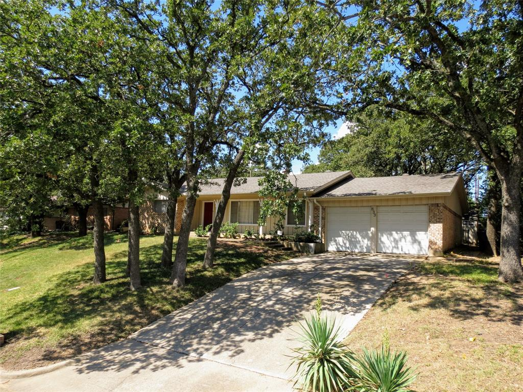 833 Wade  Drive, Bedford, Texas 76022 - Acquisto Real Estate best frisco realtor Amy Gasperini 1031 exchange expert