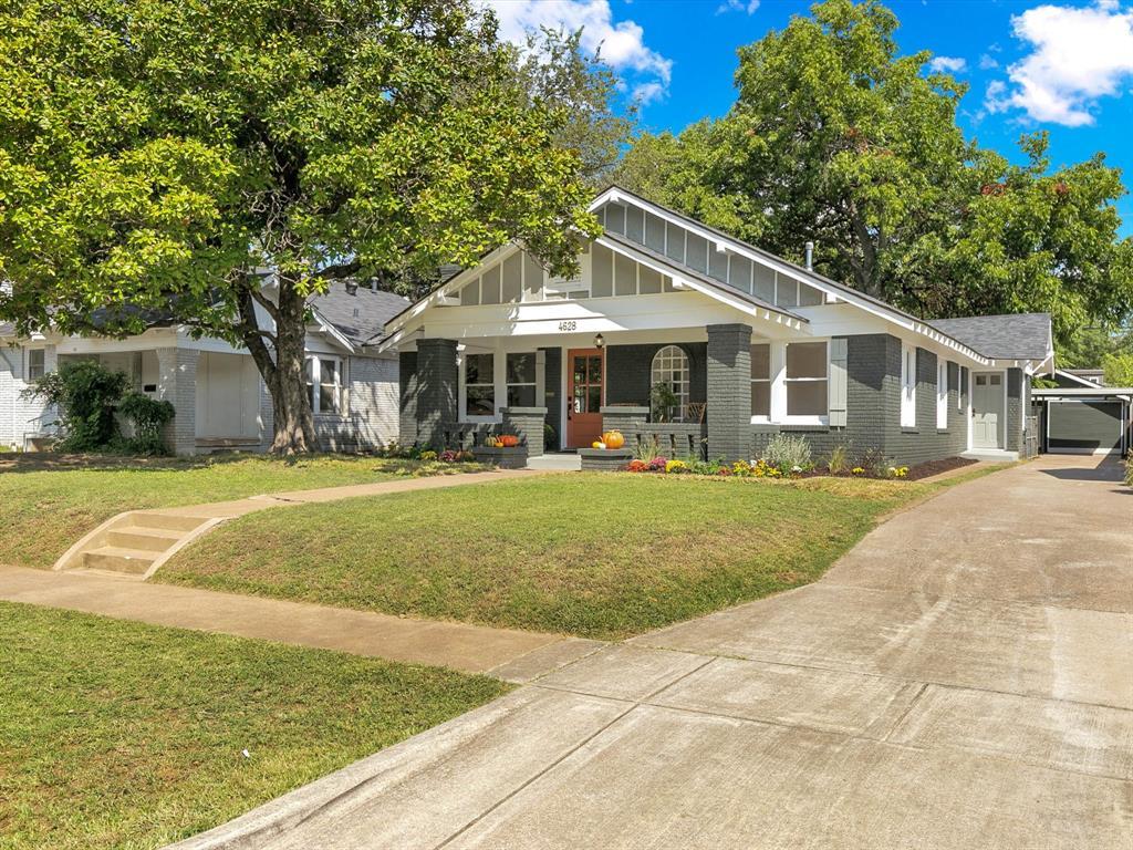 4628 Birchman  Avenue, Fort Worth, Texas 76107 - Acquisto Real Estate best frisco realtor Amy Gasperini 1031 exchange expert