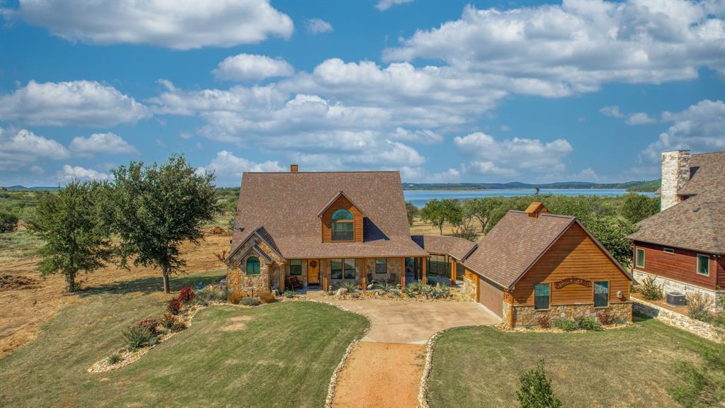 401 Frog Branch  Court, Possum Kingdom Lake, Texas 76449 - Acquisto Real Estate best frisco realtor Amy Gasperini 1031 exchange expert