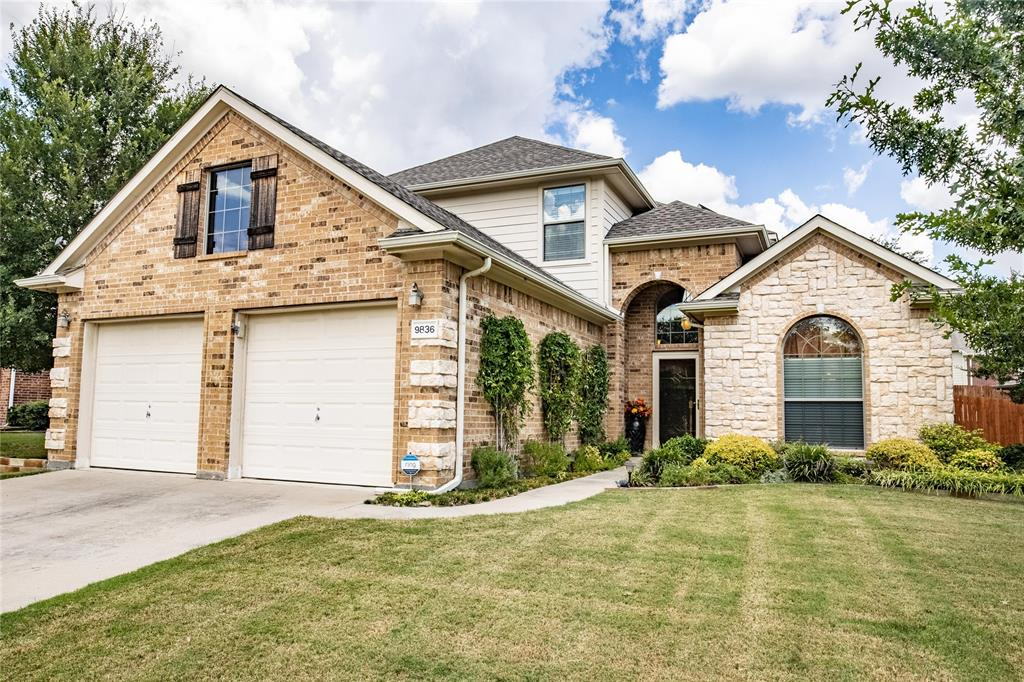 9836 Mullins Crossing  Drive, Fort Worth, Texas 76126 - Acquisto Real Estate best frisco realtor Amy Gasperini 1031 exchange expert