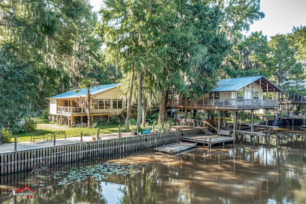 2369 Pine Island  Road, Karnack, Texas 75661 - Acquisto Real Estate best frisco realtor Amy Gasperini 1031 exchange expert