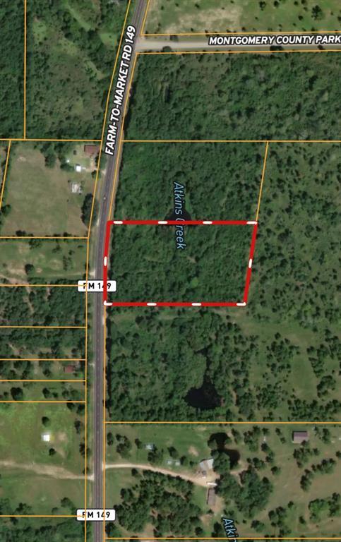 TBD FM 149  Montgomery, Texas 77356 - Acquisto Real Estate best frisco realtor Amy Gasperini 1031 exchange expert