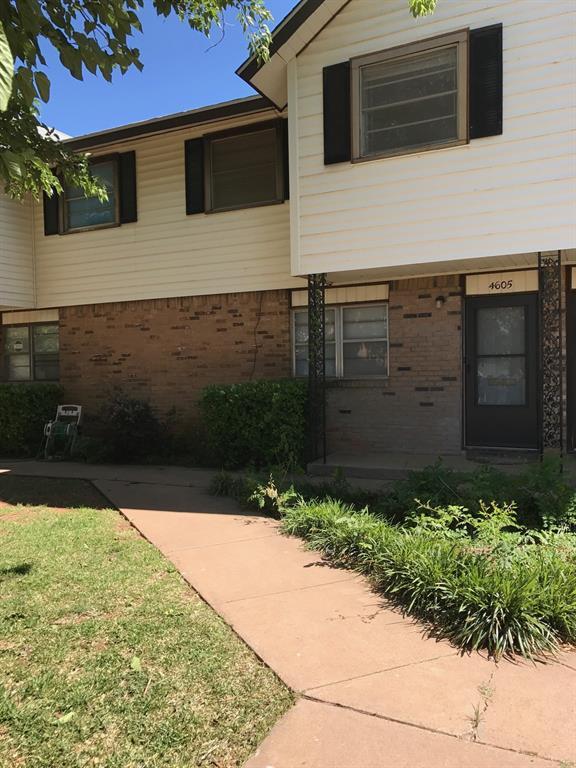 4605 2nd  Street, Abilene, Texas 79603 - Acquisto Real Estate best frisco realtor Amy Gasperini 1031 exchange expert