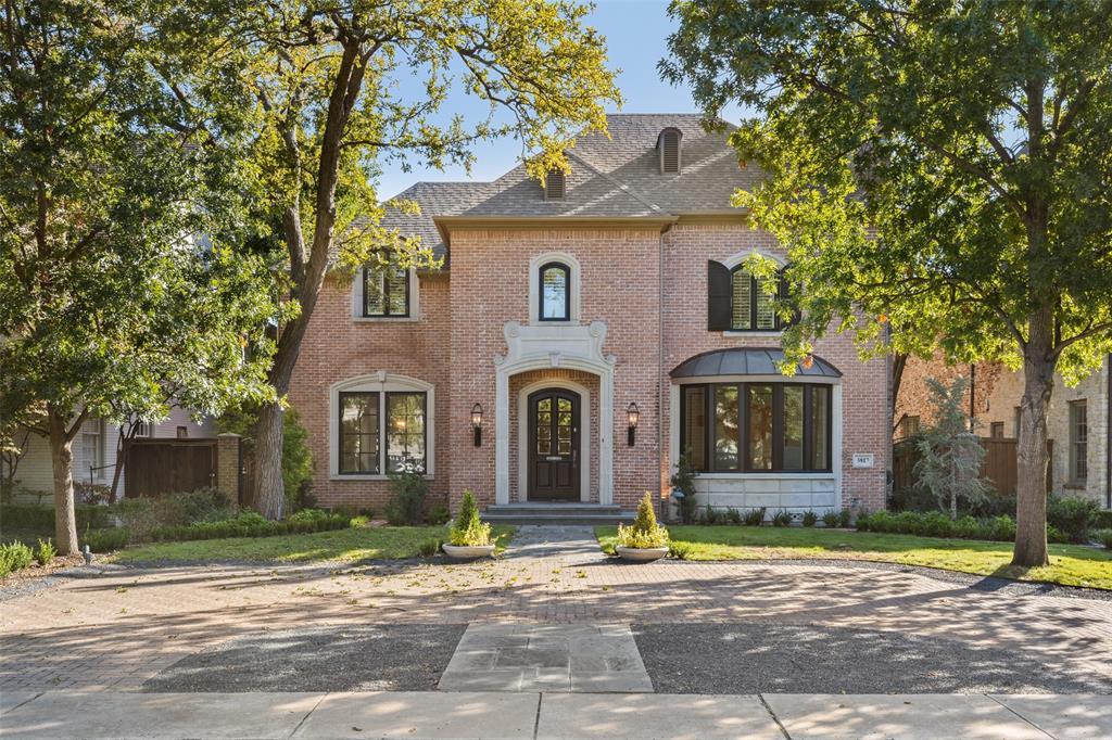 3817 Southwestern  Boulevard, University Park, Texas 75225 - Acquisto Real Estate best frisco realtor Amy Gasperini 1031 exchange expert
