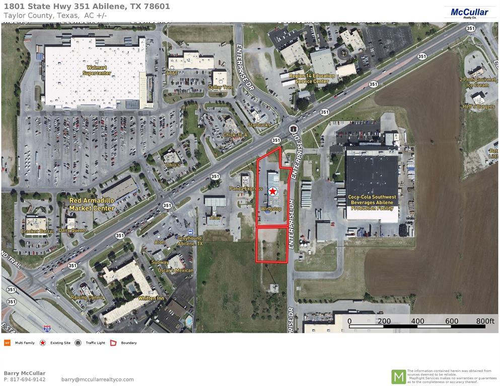 1801 State Highway 351  Abilene, Texas 79601 - Acquisto Real Estate best frisco realtor Amy Gasperini 1031 exchange expert