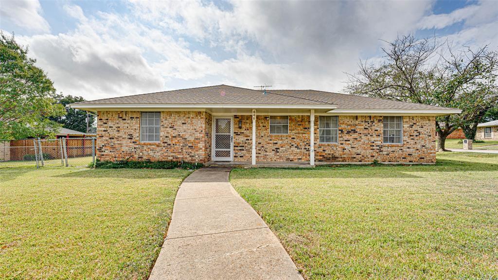448 Brook Hollow  Drive, DeSoto, Texas 75115 - Acquisto Real Estate best frisco realtor Amy Gasperini 1031 exchange expert