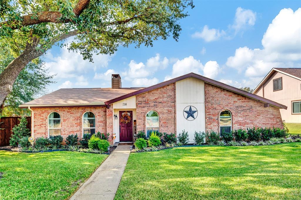 738 Mockingbird  Drive, Lewisville, Texas 75067 - Acquisto Real Estate best frisco realtor Amy Gasperini 1031 exchange expert