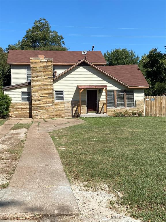 604 Oak  Olney, Texas 76374 - Acquisto Real Estate best frisco realtor Amy Gasperini 1031 exchange expert