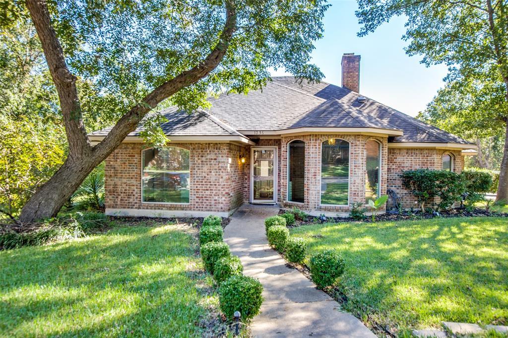 1236 Cliff  Trail, DeSoto, Texas 75115 - Acquisto Real Estate best frisco realtor Amy Gasperini 1031 exchange expert