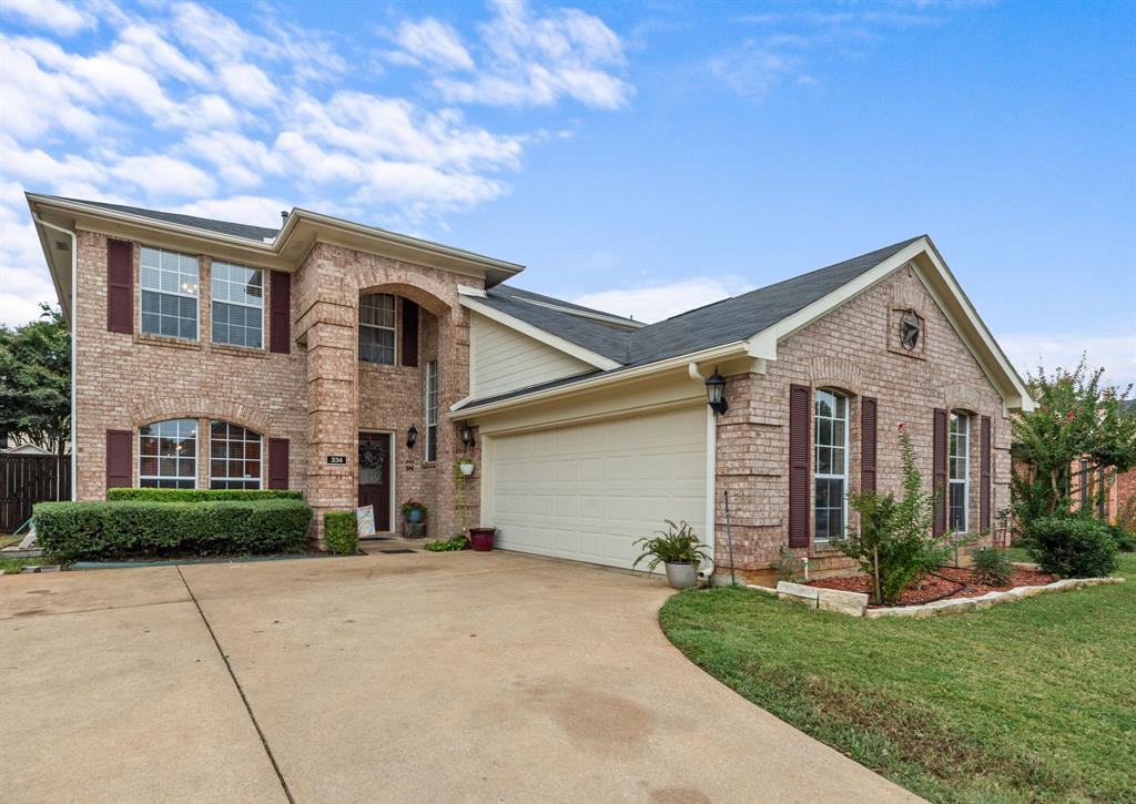 334 Stately Oak Ln  Lake Dallas, Texas 75065 - Acquisto Real Estate best frisco realtor Amy Gasperini 1031 exchange expert