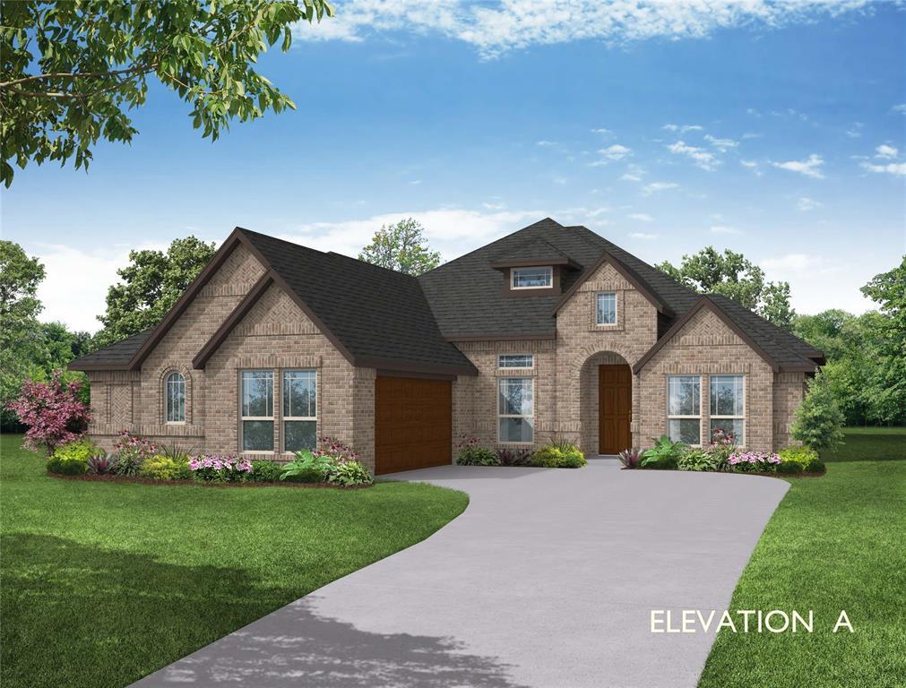 603 Oakcrest  Drive, Justin, Texas 76247 - Acquisto Real Estate best frisco realtor Amy Gasperini 1031 exchange expert