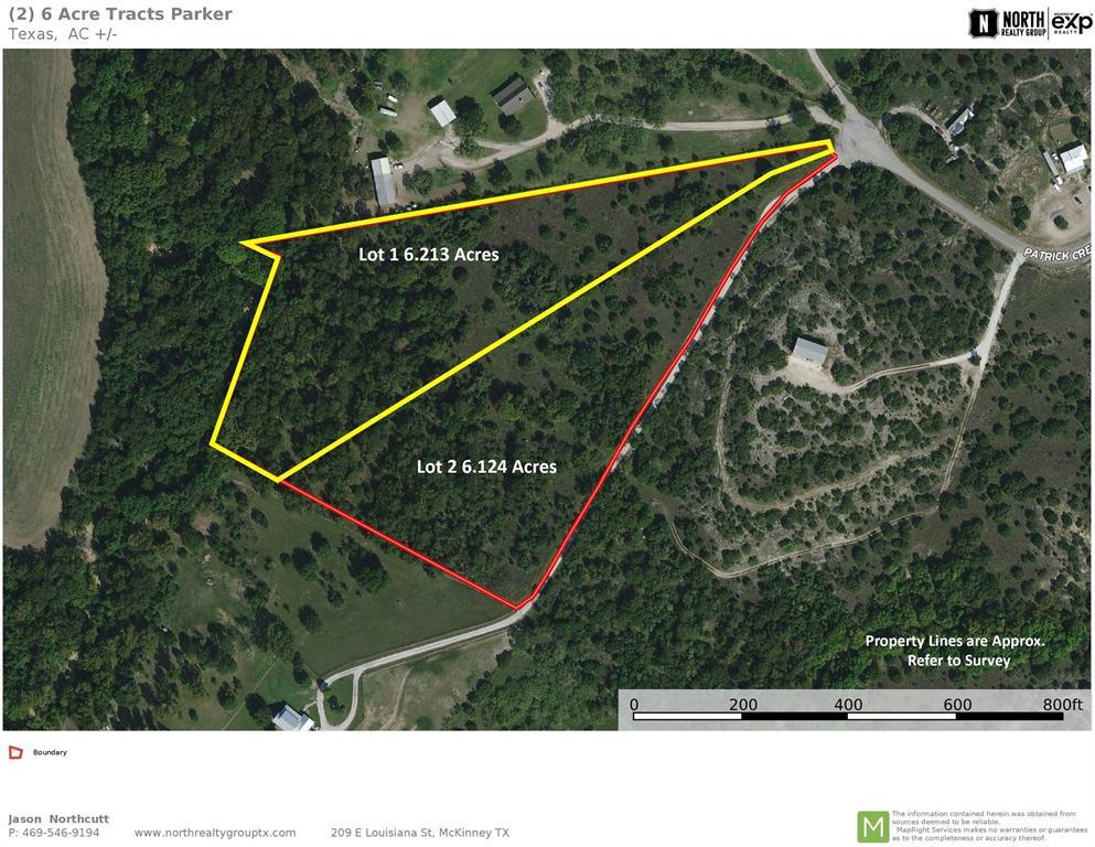 Lot 2 Patrick Creek  Road, Weatherford, Texas 76087 - Acquisto Real Estate best frisco realtor Amy Gasperini 1031 exchange expert