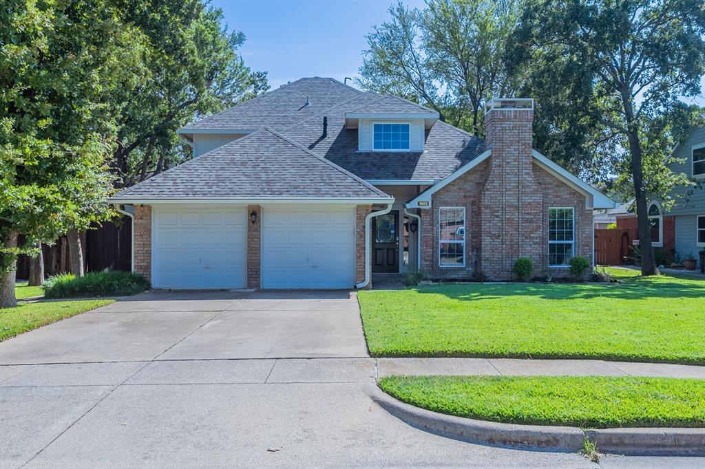 1903 Saddle Ridge  Drive, Grapevine, Texas 76051 - Acquisto Real Estate best frisco realtor Amy Gasperini 1031 exchange expert