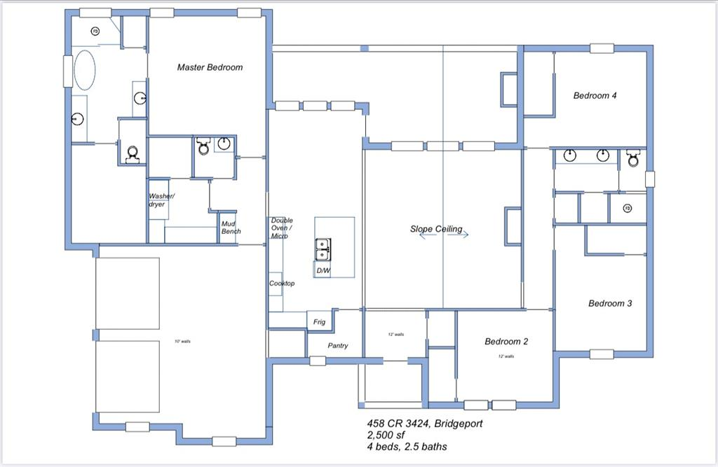 458 County Road 3424  Bridgeport, Texas 76426 - Acquisto Real Estate best frisco realtor Amy Gasperini 1031 exchange expert