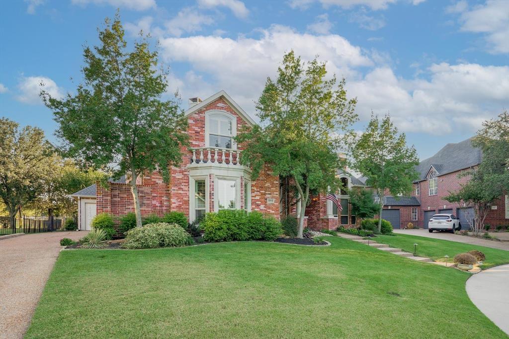 4104 Fairway  Drive, Flower Mound, Texas 75028 - Acquisto Real Estate best frisco realtor Amy Gasperini 1031 exchange expert