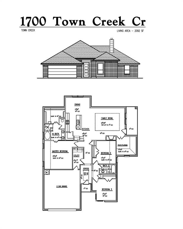 1700 Town Creek  Circle, Weatherford, Texas 76086 - Acquisto Real Estate best frisco realtor Amy Gasperini 1031 exchange expert