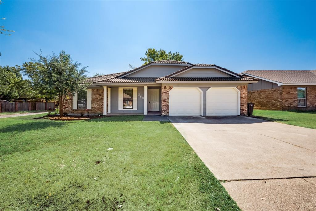 2801 Meadow Ridge  Drive, Fort Worth, Texas 76133 - Acquisto Real Estate best frisco realtor Amy Gasperini 1031 exchange expert
