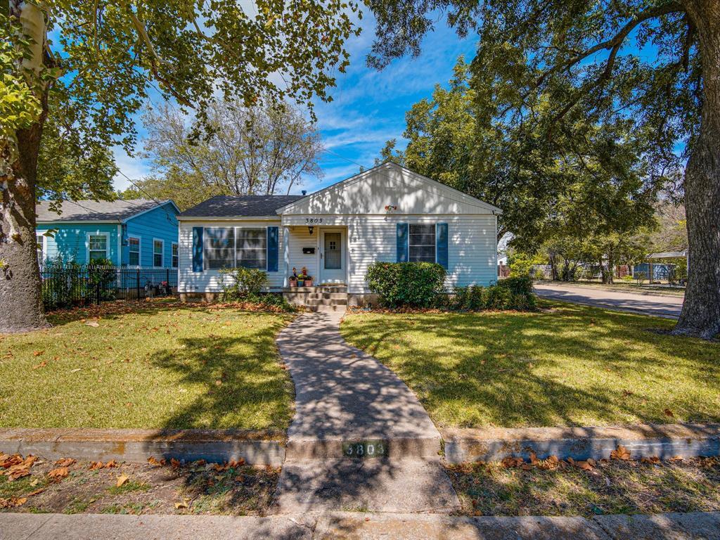 3803 Poinsettia  Drive, Dallas, Texas 75211 - Acquisto Real Estate best frisco realtor Amy Gasperini 1031 exchange expert