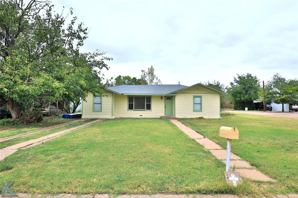 1319 Landon  Street, Stamford, Texas 79553 - Acquisto Real Estate best frisco realtor Amy Gasperini 1031 exchange expert