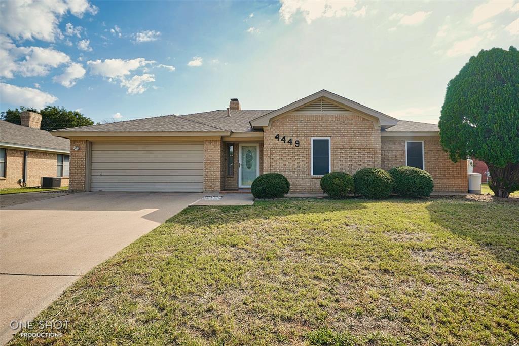 4449 Pamela  Drive, Abilene, Texas 79606 - Acquisto Real Estate best frisco realtor Amy Gasperini 1031 exchange expert