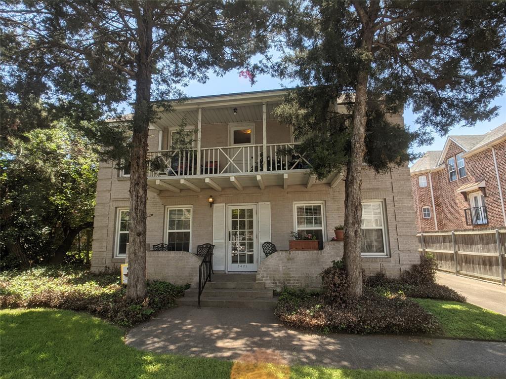 3421 Westminster  Avenue, University Park, Texas 75205 - Acquisto Real Estate best frisco realtor Amy Gasperini 1031 exchange expert