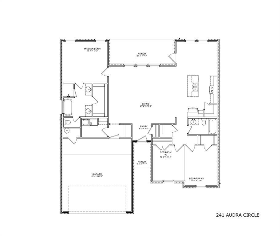 241 Audra  Circle, Abilene, Texas 79602 - Acquisto Real Estate best frisco realtor Amy Gasperini 1031 exchange expert